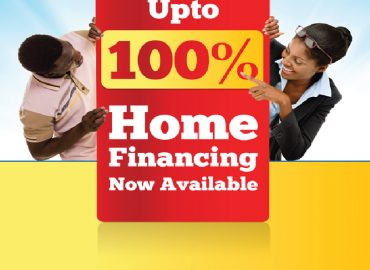Home financing now available 3